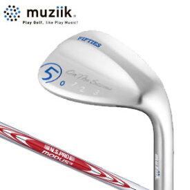 ムジーク Muziik メンズゴルフクラブ On The Screw Fifties WEDGE ウェッジ 【オンザスクリューフィフティーズ】 MODUS3
