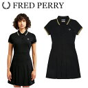 フレッドペリー テニス ドレス レディース ウィメンズ 大人 かわいい おしゃれ 女子 2019年 春夏 新作 ゴルフウェア FRED PERRY Reissu…