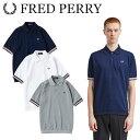 フレッドペリー ボンバー リブ ストライプ ポロシャツ メンズ 大人 かっこいい おしゃれ 2019年 春夏 新作 ウェア 半袖 ポロ FRED PERR…