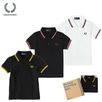 The Fred Perry FRED PERRY kids polo shirt SY1225 point digestion buying circumference buying circumference buying circumference