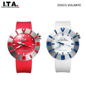 アイティーエー 腕時計 ITA I.T.A. ディスコ ボランテ DISCO VOLANTE Ref.31.00.01-02
