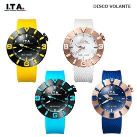 アイティーエー 腕時計 ITA I.T.A. ディスコ ボランテ DISCO VOLANTE Ref.31.00.03-06