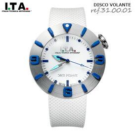 アイティーエー 腕時計 ITA I.T.A. ディスコ ボランテ DISCO VOLANTE Ref.31.00.01