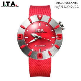 アイティーエー 腕時計 ITA I.T.A. ディスコ ボランテ DISCO VOLANTE Ref.31.00.02