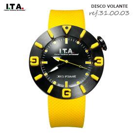 アイティーエー 腕時計 ITA I.T.A. ディスコ ボランテ DISCO VOLANTE Ref.31.00.03