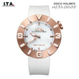 アイティーエー 腕時計 ITA I.T.A. ディスコ ボランテ DISCO VOLANTE Ref.31.00.05