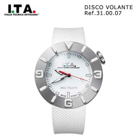 【先着キャンペーン実施中】アイティーエー 腕時計 ITA I.T.A. ディスコ ボランテ DISCO VOLANTE Ref.31.00.07 コアーズ楽天市場店