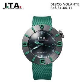 【先着キャンペーン実施中】アイティーエー 腕時計 ITA I.T.A. ディスコ ボランテ DISCO VOLANTE Ref.31.00.11 コアーズ楽天市場店