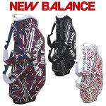 ニューバランスゴルフNEWBALANCEGOLFメンズゴルフキャディバッグスタンド式キャディバッグ012-8180002あす楽