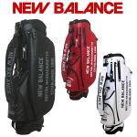 ニューバランスゴルフNEWBALANCEGOLFメンズゴルフキャディバッグスタンド式キャディバッグ012-8980003あす楽