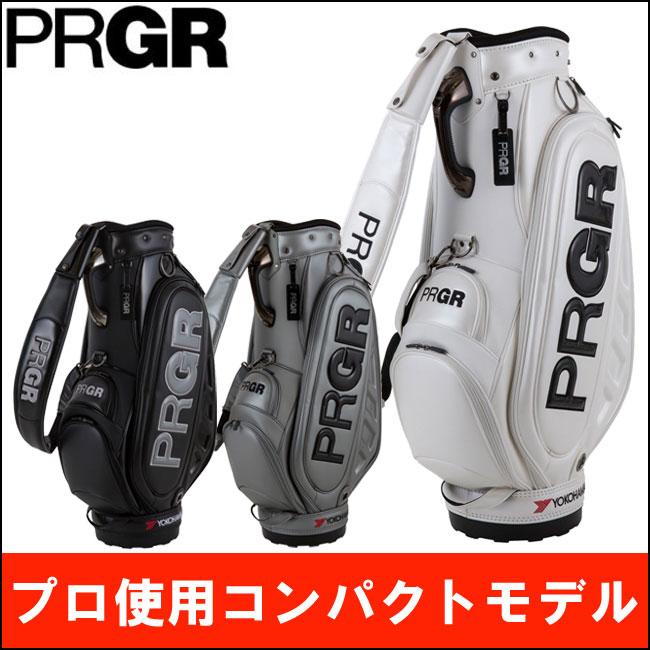 プロギア PRGR メンズ ゴルフ キャディバッグ プロ使用コンパクトモデル PRCB-182 あす楽