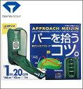 ダイヤ【DAIYA】アプローチ名人【ゴルフ練習器具】 TR-410