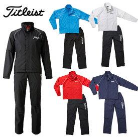 タイトリスト Titleist メンズ ゴルフ レインウェア カッパ TSMR1592 取り寄せ