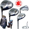 Marvelous mens set left ★ rules fit with driver men's Golf Club 16-piece set