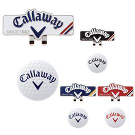 CALLAWAY キャロウェイ アクセサリー Logo Clip Marker ロゴ クリップ マーカー 16JM【RCP】
