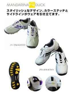 kyasuko MANDARINA DUCK鞋MDLS-0912