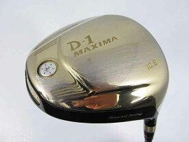 お買い得品!【2点以上送料無料】【即納】【中古】リョーマ(RYOMA) ゴルフ リョーマ(RYOMA) D-1 MAXIMA Special Tuning ドライバー (高反発) ツアーAD MX-G 1W