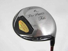 【2点以上送料無料】【即納】【中古】ルーツゴルフ(ゴーセン) The ルーツ KEI フェアウェイ MISASAGI 3W