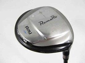 お買い得品!【2点以上送料無料】【即納】【中古】RomaRo(ロマロ) Ray FW フェアウェイ 2010 RJ-T10 FW 5W
