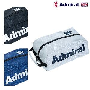 シューズケース アドミラル ADMZ1AE3 ジャガードシリーズ ゴルフ用品 メンズ レディース