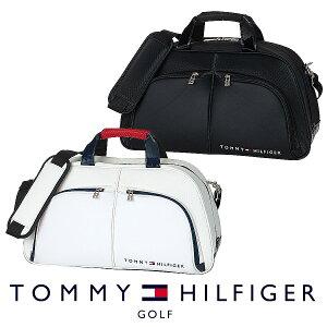 ボストンバッグ トミーヒルフィガー 21F BB トライアングルエンボス THMG1FB1 ゴルフ用品 メンズ レディース