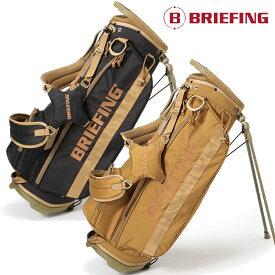 【ネームプレート刻印無料】スタンドキャディバッグ メンズ ブリーフィング BRIEFING CR-4 #02 XP COYOTE ゴルフ BRG213D16 コヨーテシリーズ