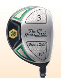 ルーツゴルフ 粋 The Roots Sui フェアウェイウッド ROOTS GOLF 2017モデル