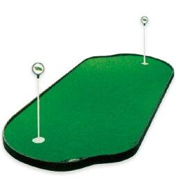 ゴルフ パターマット ツアーリンクス パッティンググリーン 4×10フィートタイプ PG-10PP ライト Z-127