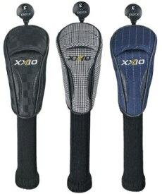 ゴルフ ヘッドカバー XXIO ゼクシオ ハイブリッド・ユーティリティー用 ヘッドカバー GGE-X111H ダンロップ DUNLOP 2020モデル