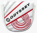 ゴルフ パターカバー オデッセイ オーセンティック ネオマレット パター カバー 19JM Odyssey Putter Cover 19 JM 201…