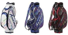 ゴルフ キャディーバッグ アキラ AKIRA 2020 CADDIE BAG 2020モデル