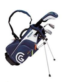 ゴルフ クラブ ジュニア セット CLEVELAND クリーブランド SMALL 3〜6歳用 2015モデル