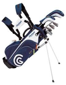 ゴルフ クラブ ジュニア セット CLEVELAND クリーブランド MEDIUM 7〜10歳用 2015モデル