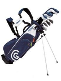 ゴルフ クラブ ジュニア セット CLEVELAND クリーブランド LARGE 11〜14歳用 2015モデル