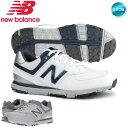 ニューバランス 574 SL NBG574 スパイクレス ゴルフシューズ 4E US仕様 new balance USモデル【メール便不可】【あす…