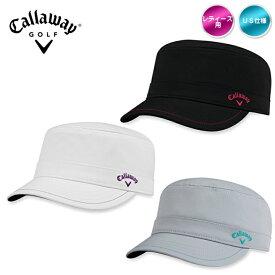 2018年 キャロウェイ レディース Cadet Adjustable Hat キャップ US仕様【メール便不可】【あす楽対応】