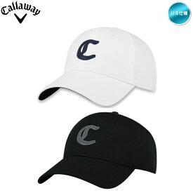 2018 キャロウェイ C コレクション アジャスタブル キャップ 帽子 UPF 30+ 紫外線95%カット UVカット US仕様【メール便不可】【あす楽対応】