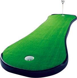 【パター練習】 室内ライト(LITE)Z-126 ドッグボーン DB2PPパター練習器具 ツアーリンクス パター 練習 パターマット パッティング リアル 高級感 ゴルフ用品 ゴルフ トレーニング パター練習マット プレゼント 贈り物 ギフト 【送料無料】