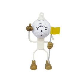【ボールホルダー】【マスコット】ライト(LITE)T-170「ボール君」ボールホルダーホールインワン