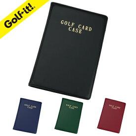 ゴルフ用品 ラウンド用品 ゴルフ小物ゴルフコンペ スコアカードケースライト(LITE)G-17カードケース