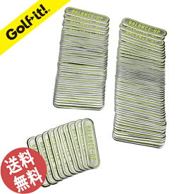 ゴルフ バランス 鉛バランス調整用鉛 ゴルフ用品高弾道 低弾道 スライス フックバランスアップまとめ買い 100ライト(LITE)G-539