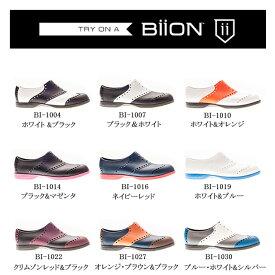 バイオン ゴルフシューズ スパイクレス Biion(バイオン)メンズ レディース 軽量