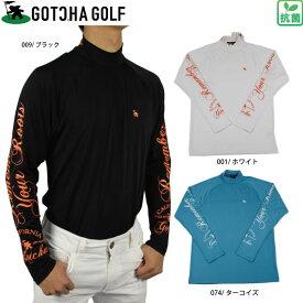 【50 %OFF】ガッチャゴルフ GOTCHA GOLF 191GG1100 抗菌消臭 ハイネックアンダーシャツ【ラッキーシール対応】