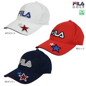 ゴルフウェア レディス レディース キャップ 帽子 フィラゴルフ 759900 fila ゴルフアクセサリー プレゼント 抗菌 FILA GOLF