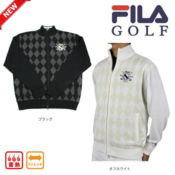 【40%OFF】フィラゴルフ FILA GOLF メンズ セーター ストレッチ 788711 蓄熱 【ラッキーシール対応】