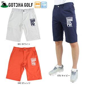 【2021春夏新作】ガッチャゴルフ メンズ ハーフパンツ 212GG1904 撥水ドライエアーショーツ メンズ ショートパンツ 大きいサイズ有 撥水 ストレッチ GOTCHA GOLG gatcha golf ゴルフウェア