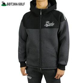 【新作】【2019秋冬】 GOTCHA GOLF ガッチャゴルフ 193GG1320 スペーサージャケット セットアップ メンズ ゴルフ gotcha golf 大きいサイズ【ラッキーシール対応】