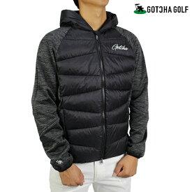 【新作】【2019秋冬】 GOTCHA GOLF ガッチャゴルフ 193GG1703 高機能中綿切り替えフードジャケット メンズ ゴルフ gotcha golf 大きいサイズ【ラッキーシール対応】