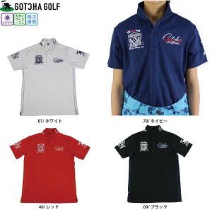 【25%OFF】ガッチャゴルフ ライニングドライベーシックポロ ポロシャツ 202GG1200 メンズ ネイビー/ホワイト/レッド/ブラック 全4色 ポロ 吸水速乾 大きいサイズ UV ガッチャ gotcha golf
