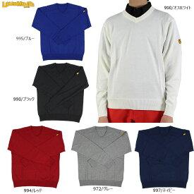 【15%OFF】ラウドマウス メンズ ニットセーター 大きいサイズ 779708 セーター 無地 LOUDMOUTH ゴルフウエア  全6色